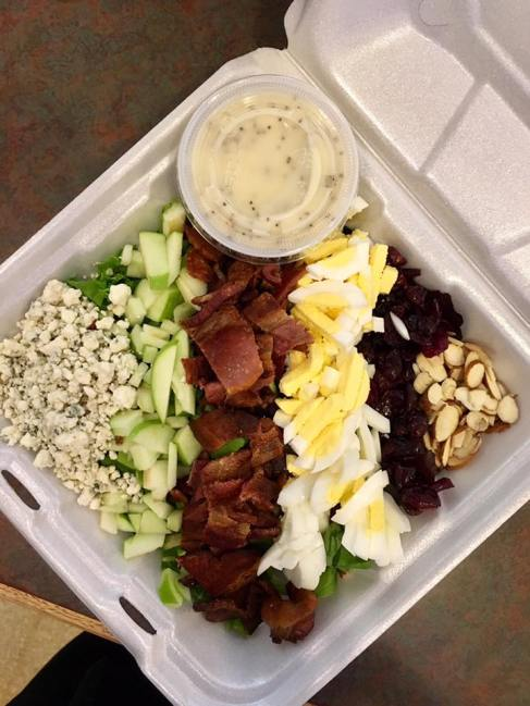 Our amazing Cobb Salad - to go!